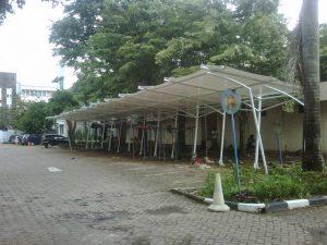 Jasa Pembuatan Tenda Membrane