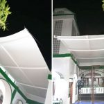 Jasa Pasang Tenda Membrane di Bandung