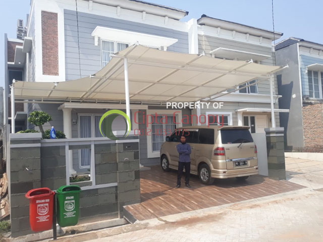 Tenda Garasi Mobil